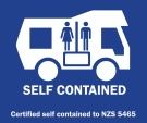 self contained campervans