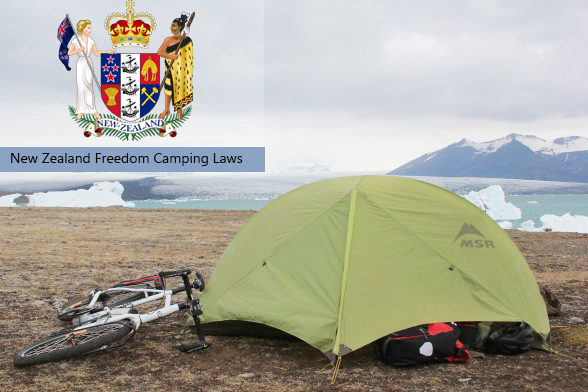 New Zealand Freedom Camping Laws