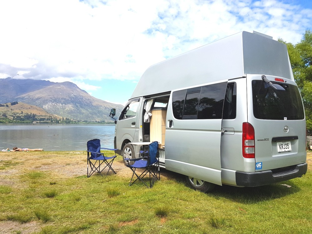 Campervan Hire Nelson NZ