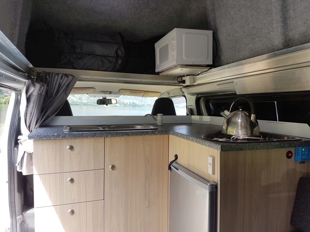 Campervan Rental Christchurch