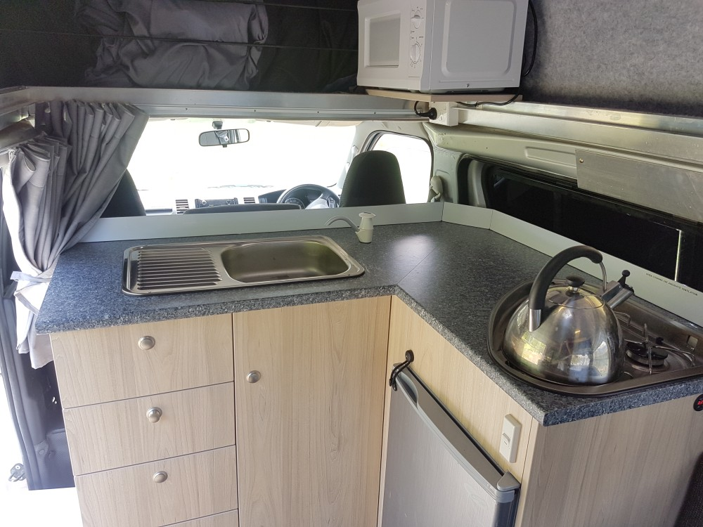 Campervan Hire Christchurch NZ