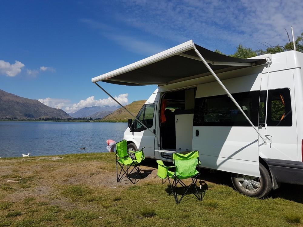 Campervan Hire Picton