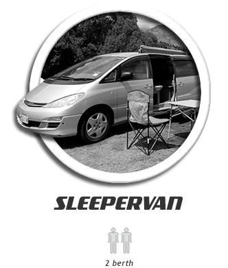 Hire and Rental Sleepervan