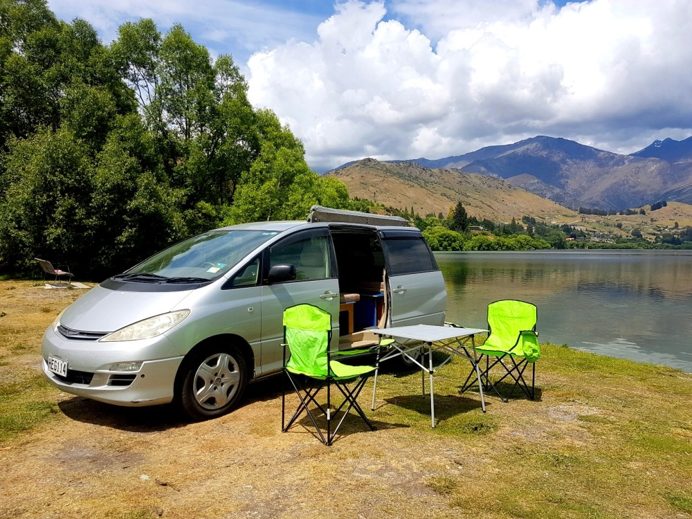 Campervan Rental Picton